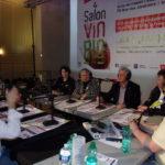 Salon Du Vin Bio, 28/04 : Table Ronde avec les organisateurs et partenaires