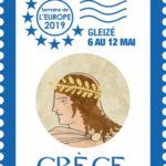 GLEIZE - DU 6 AU 12 MAI : SEMAINE DE L'EUROPE - LA GRECE