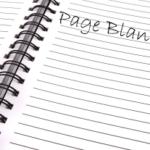 Page Blanche, émission 3