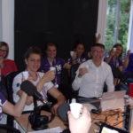 Effet Sport Spécial Finale des Violettes à Bercy