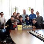 Balade Nature avec les écoliers de Montmelas