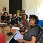 5 Reporters Au Foyer Notre Dame des Sans Abri