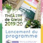 SAISON CULTURELLE THEATRE DE GLEIZE       2019-2020