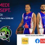 Basket en Direct : BC Montbrison / Beaujolais Basket.