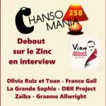 Chansomania : Debout sur le Zinc