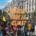 SUR LA ROUTE 62 : Marche Pour le Climat