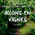 Allons En Vignes au Château du Moulin-à-Vent