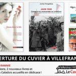 Ouverture du Cuvier à Villefranche