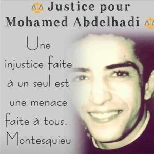 Au bout de l'enquête/L'affaire Mohamed Abdelhadi