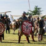 Les Médiévales de Trévoux dans Ensemble sur Calade
