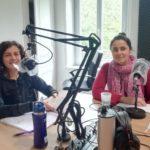 Isabelle Thévenoux et Cécilia Biard dans Ensemble sur Calade