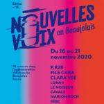 Les Nouvelles Voix en Beaujolais 2020