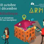 Arnas 2.0 et autres rendez vous culturels avec le CCAB