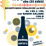 Thomas Ravier pour le Beaujolais Nouveau 2020