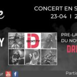 IDENTITY en concert live streaming
