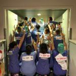 Grève des soignants de Réanimation de l'Hôpital Nord Ouest