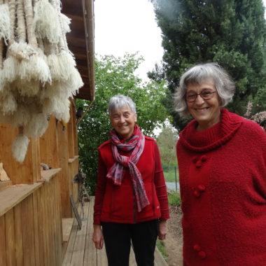 A la redécouverte des tisserandes et de l'art textile