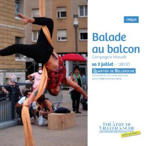 Balade Au Balcon