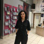 Rencontre avec la journaliste Aïda Touihri caladoise
