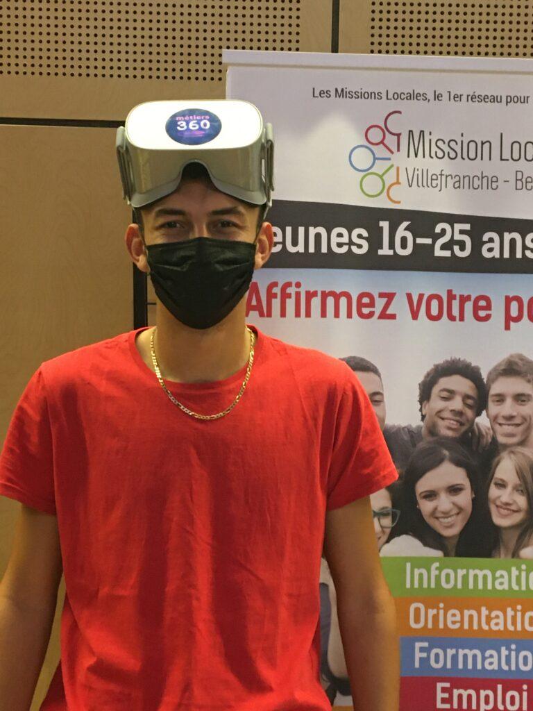 forum mission locale Harris Larquier